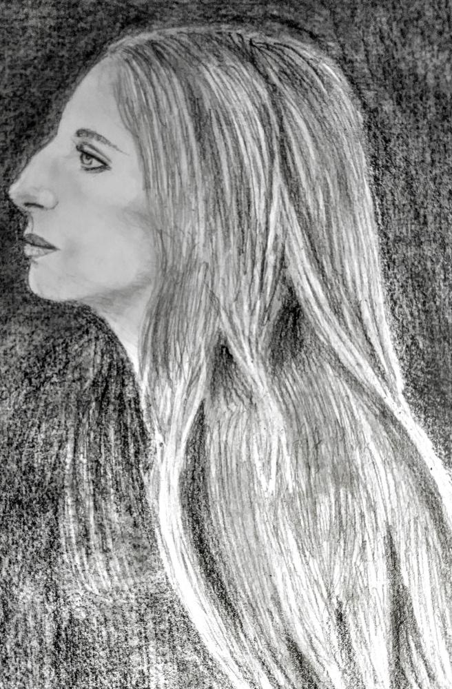 Barbra Streisand by paulb